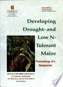 Developing Drought and Low N-tolerant Maize
