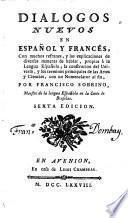 Dialogos nuevos en español y francés