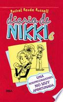Diario de Nikki #6. Una rompecorazones NO MUY afortunada
