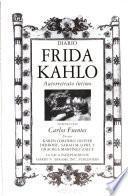 Diario Frida Kahlo