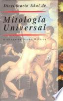 Diccionario Akal de mitología universal