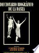 Diccionario biográfico de la danza