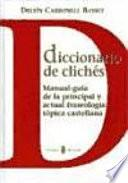 Diccionario de clichés