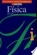 Diccionario de fsica / Dictionary of Physics