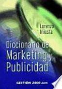 Diccionario de marketing y publicidad