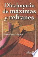 Diccionario de máximas y refranes
