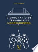 Diccionario de términos de videojuegos