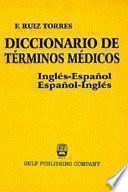 Diccionario de términos médicos