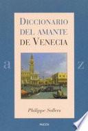 DICCIONARIO DEL AMANTE DE VENECIA