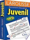 Diccionario Educativo Juvenil
