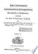 Diccionario geografico-estadistico de España y Portugal: Mena-Pesqueiras (prov. de Lugo), 1837