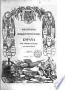 Diccionario geográfico-estadístico-histórico de España y sus posesiones de ultramar: Caa-Car