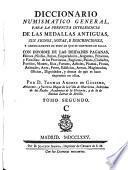 Diccionario Numismatico General