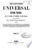 Diccionario Universal Francés-Español, Español-Francés: Español-Francés. M-Z
