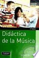 Didáctica de la Música 2ed