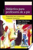 Didáctica Para Profesores de a Pie