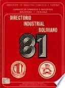 Directorio industrial boliviano