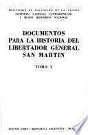 Documentos para la historia del Libertador general San Martín: serie, Noviembre de 1819-Febrero de 1820 t. 16. 1. serie. Marzo de 1820-Marzo de 1821