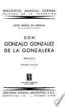 Don Gonzalo González de la Gonzalera