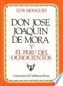 Don Jose Joaquin de Mora