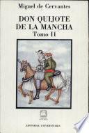 Don Quijote de la Mancha, Tomo 2