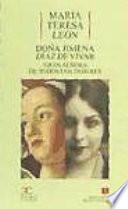 Doña Jimena Díaz de Vivar