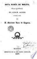 Doña María de Molina