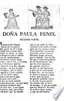 Doña Paula Fenix
