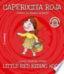 E-book y Audio bilingüe. Caperucita Roja / Little Red Riding Hood