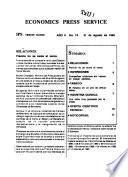 Economics press service