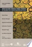 Educación media para todos