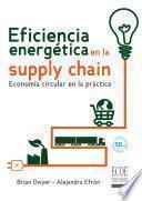 Eficiencia energética en la supply chain