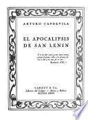 El apocalipsis de san Lenín