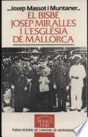 El bisbe Josep Miralles i l'església de Mallorca