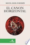 El canon horizontal