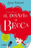 El desafío de Becca (El diván de Becca 2)