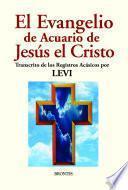 El Evangelio de Acuario de Jesús el Cristo