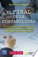 El final de la contabilidad