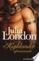 El highlander apasionado