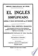 El inglés simplificado
