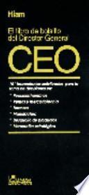 El Libro de bolsillo del director general CEO