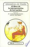 El libro de la interpretación de los sueños