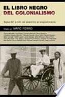 El libro negro del colonialismo