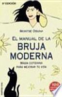 El manual de la bruja moderna