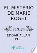 El misterio de Marie Roget
