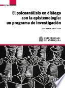 El psicoanálisis en diálogo con la epistemología