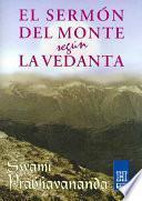 El Sermón del Monte Según la Vedanta