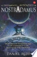 El testamento auténtico de Nostradamus