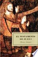 El testamento de Juan I