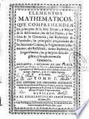 Elementos mathematicos